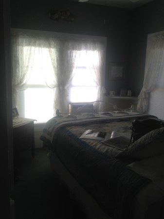 The Inn at Mountain View : Bedroom