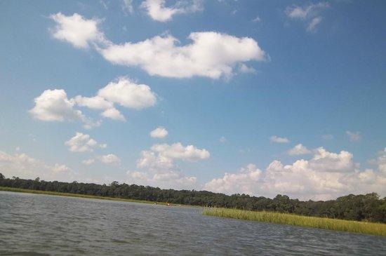 Kayak Amelia September2013