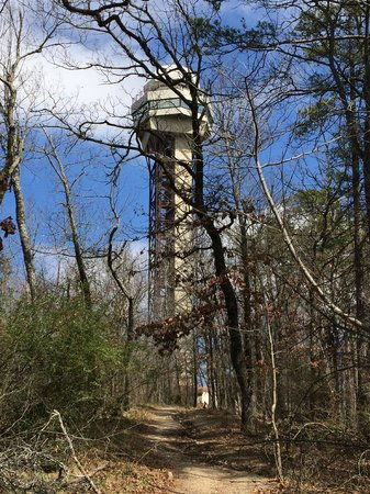Hot Springs Mountain Tower: Mountain Tower