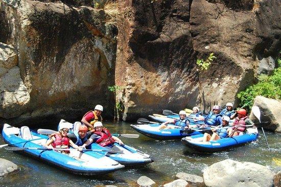 Top Travel Costa Rica: Le Club des 5 dans la Canon de la Vieja - Guanacaste - Costa Rica