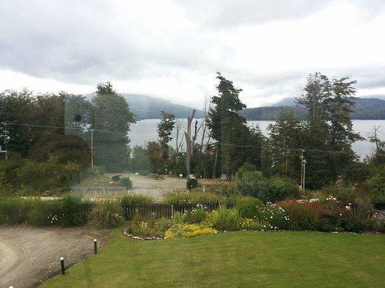 Hosteria Le Lac: Vista de la habitacion