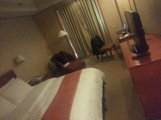 Richmonde Hotel Ortigas: Rm 1410