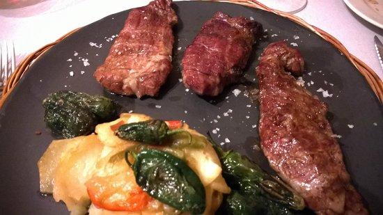 Meson Restaurante La Mi Venta : Presa Iberica