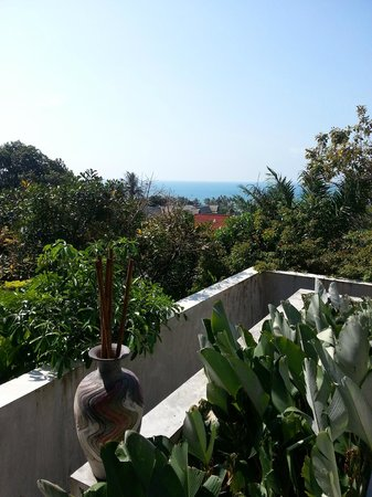 KC Resort & Over Water Villas: hotel view