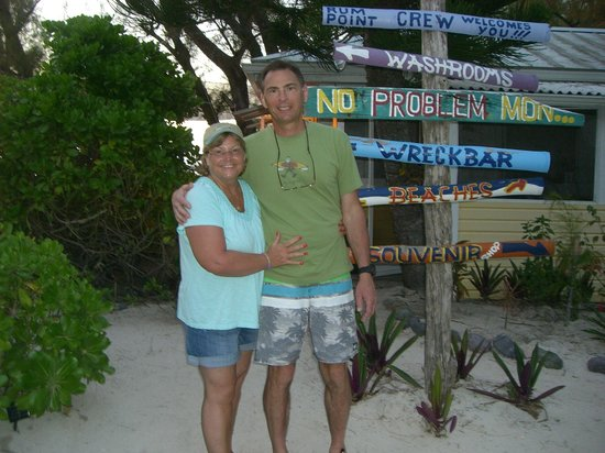 Turtle Nest Inn: Rum Point