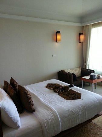 KC Resort & Over Water Villas : room