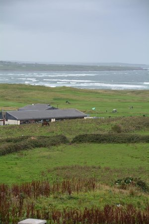 Strandhill Lodge and Suites Hotel: view of the ocean