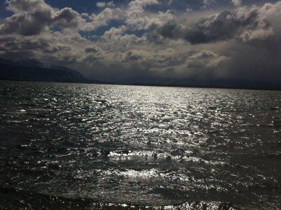Channel of Last Hope (Ultima Esperanza) : Atardeceres de ensueño