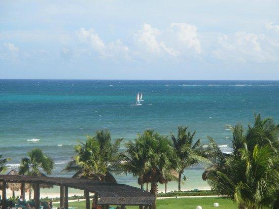 Secrets Silversands Riviera Cancun : vue de la mer