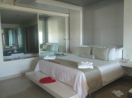 Secrets Silversands Riviera Cancun : chambre