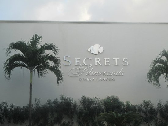 Secrets Silversands Riviera Cancun : hotel