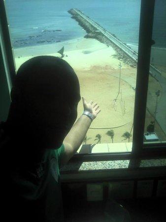 Hotel Sonata De Iracema : Ocean Viw