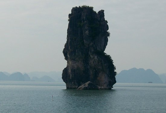 Lan Ha Bay: Wow.