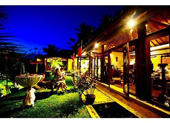 Villa Sarna Ubud : Night View