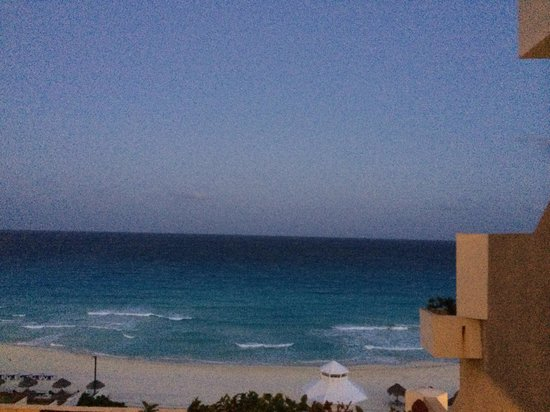 Paradisus Cancun : View from the room