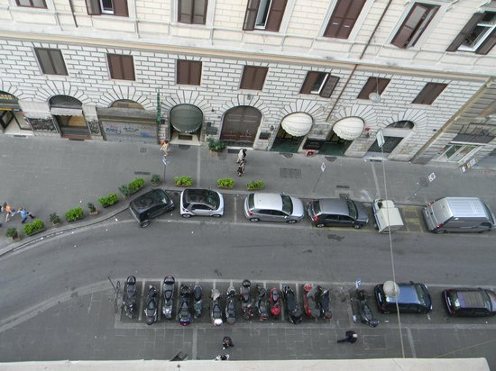 Hotel Milo : Via Principe Amadeo