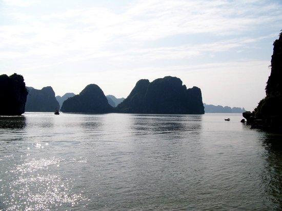 Lan Ha Bay: That view too.