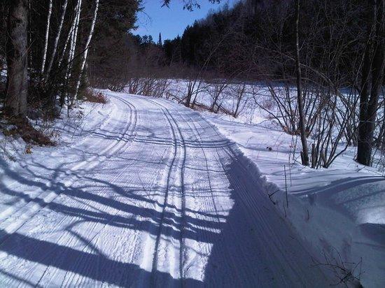 Moulin Wakefield Mill Hotel & Spa : The Ski Trails