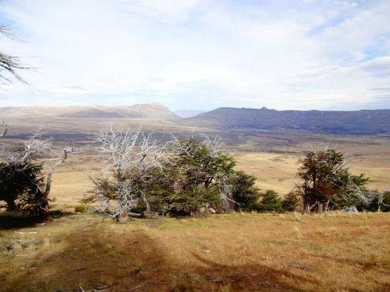 Cerro Frias: vista