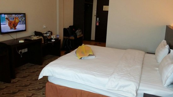 Eminent Hotel : Very comfortable..