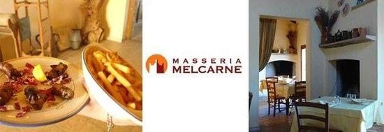 Masseria Melcarne: I piatti