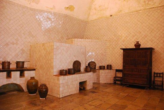 Palacio Nacional de Sintra: Cuisine