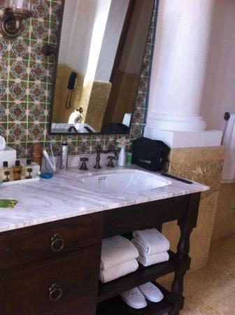 Hotel Casa San Agustin : banheiro