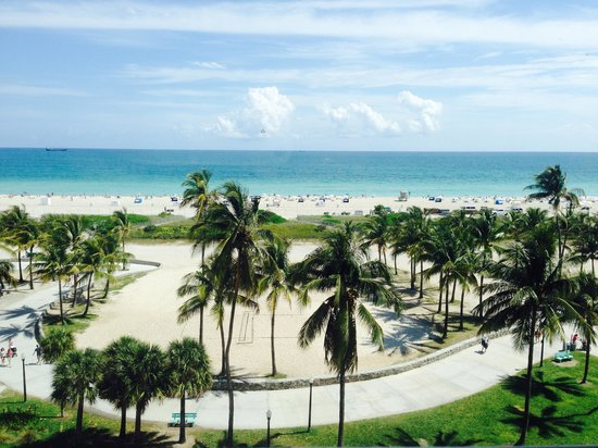 The Tides South Beach : View from Room 6th floor double