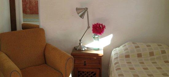 El Angel Azul Hacienda: Room view