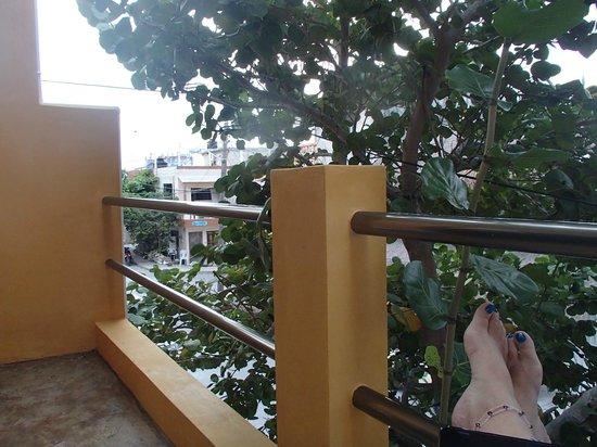 Casa Zuzy Apartments : My balcony