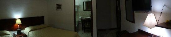 Dai Nonni Hotel: baño