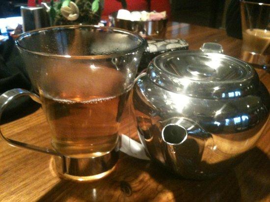 King Charles Inn: Mint Tea