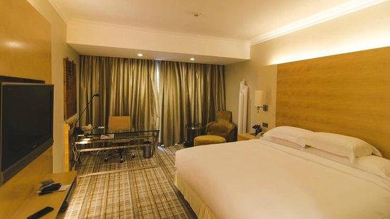 Hilton Singapore: Deluxe Plus Room