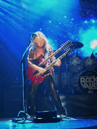 Raiding The Rock Vault: Excellent talent