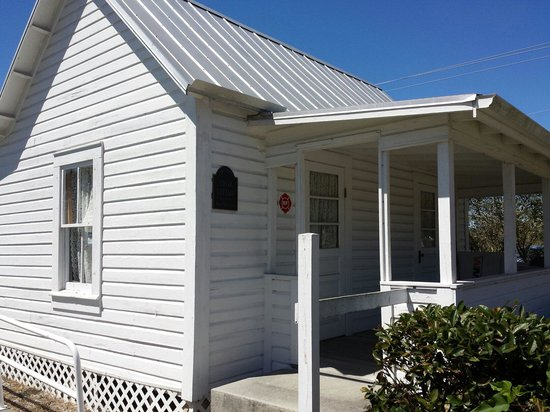 Punta Gorda History Park : An old house used to roll cigars back in the day is also on site.