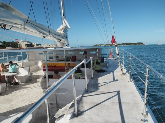 Sebago Water Sports Day Tours: Sebago Marquesa