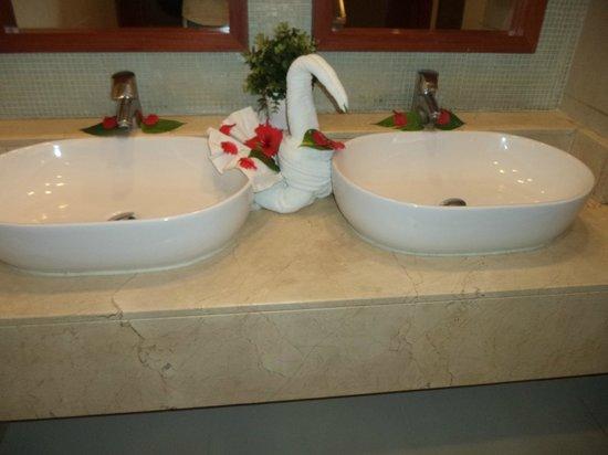Iberostar Dominicana Hotel: Baño del lobby