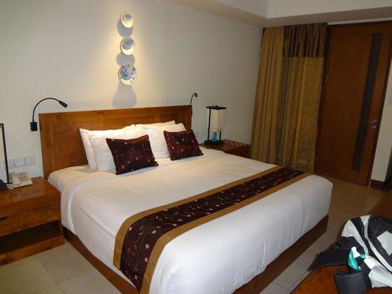 Rama Garden Hotel Bali: Rama Garden - The comfy bed