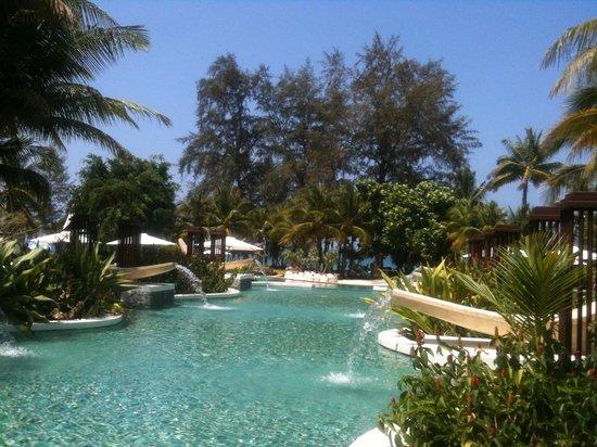 Natai Beach Resort & Spa, Phang-nga: Piscine