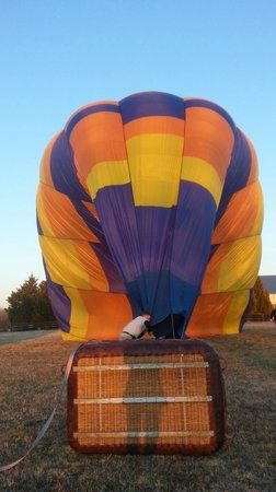 Ace High Ballooning Picture