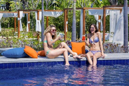 Black Lotus Resort & Spa: Main pool