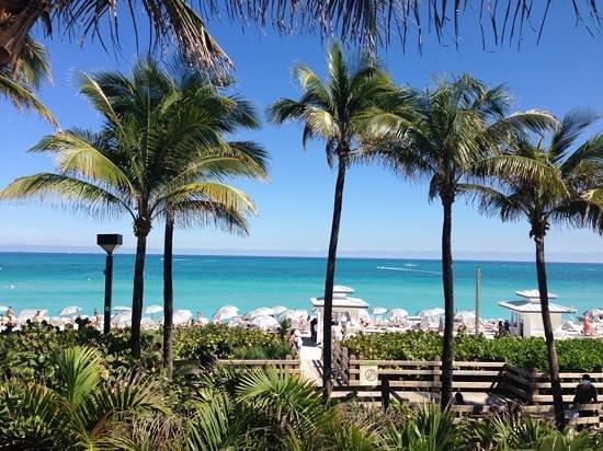 Fontainebleau Miami Beach: view from La Cote