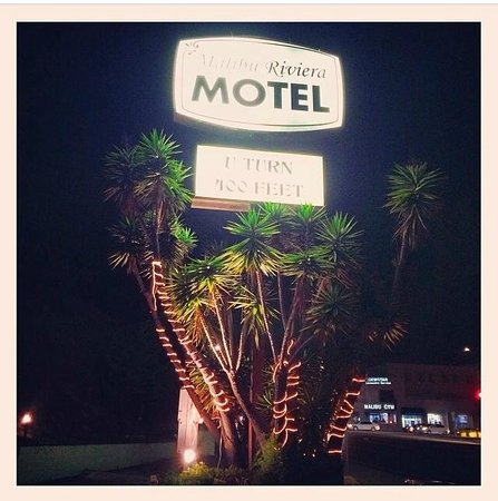 Native Hotel: Old School Malibu Motel Org!