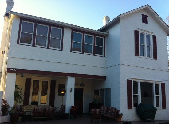 Alpine Inn : The suites location