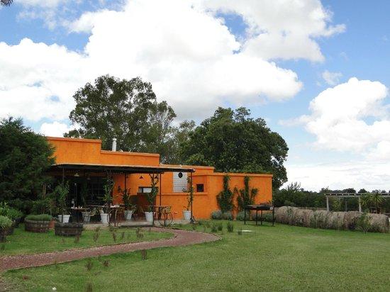 Restaurante CampoTinto: Vista externa do restaurante