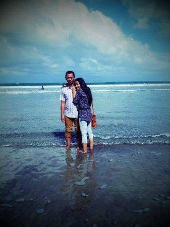 Kuta Beach - Bali : romantic for couple HAHA