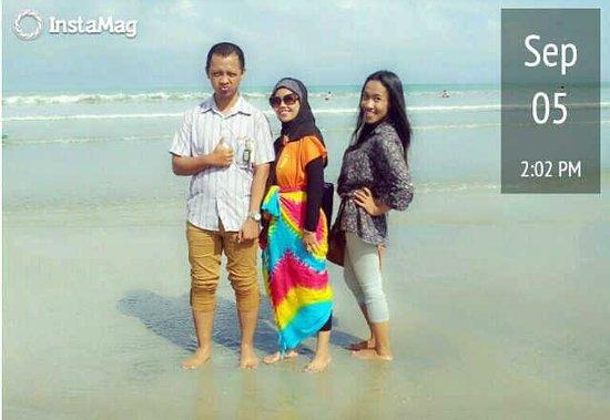 Kuta Beach - Bali : Family time
