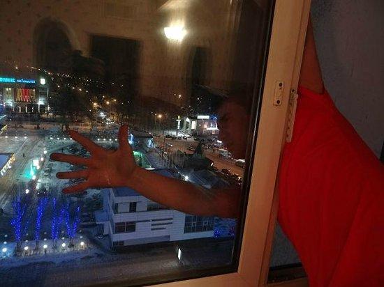 Beta Hotel Izmailovo: вид с 10 этажа