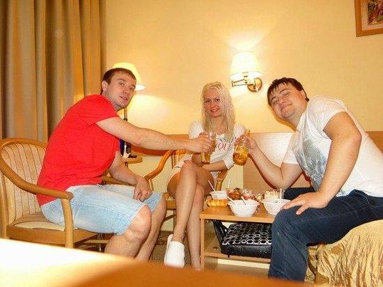 Beta Hotel Izmailovo: номер бета