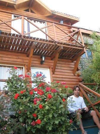 Solares Del Sur : Cabaña